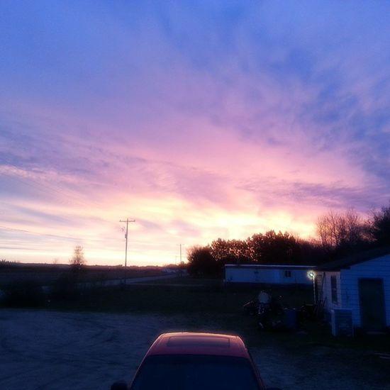Beautiful sunrise Sunrise Beautiful Morning Evart LovinLife