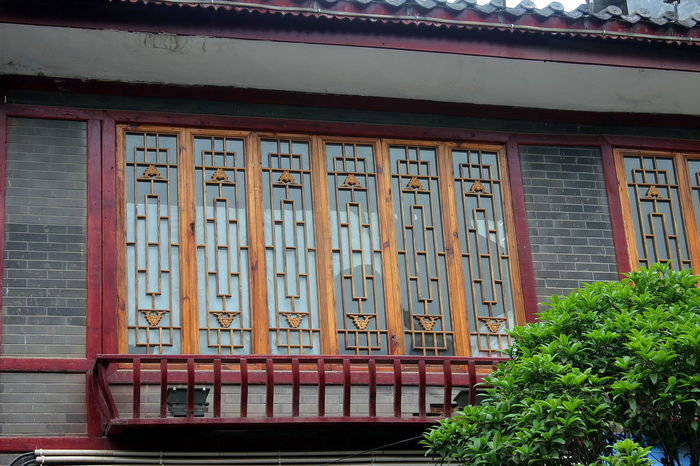 Ancient Architecture_collection Building Exterior Buildings Design Heritage Heritage Site Heritagesite HeritageVillage Monumental Buildings Things I Like Window Designs Windows Scenic Colourful Wood Carving Handicraft China,Guizhou Oriental China