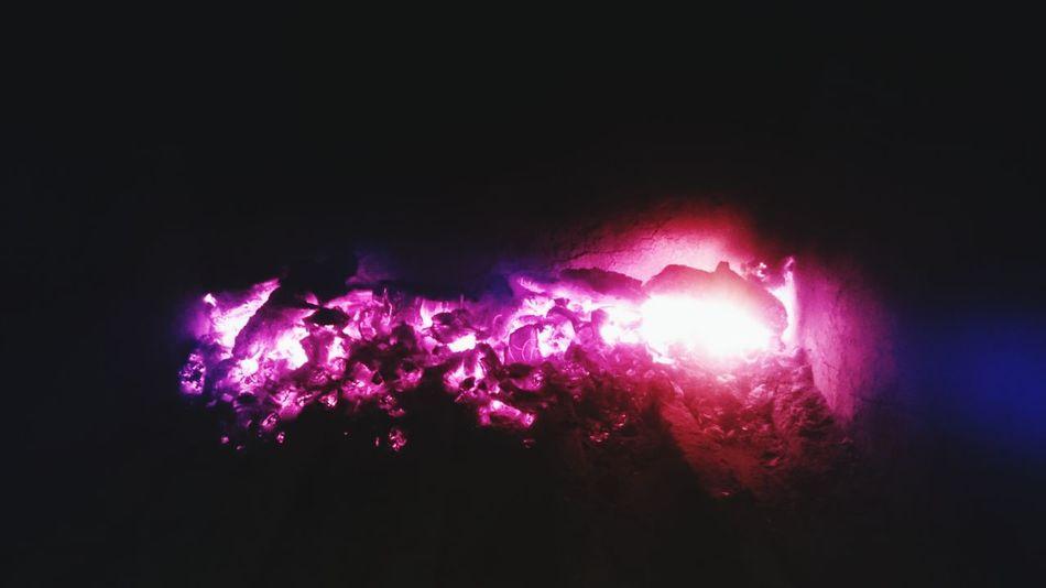 Farbspiel Feuer Glut Warm Colors Warm Kamin Kaminholz