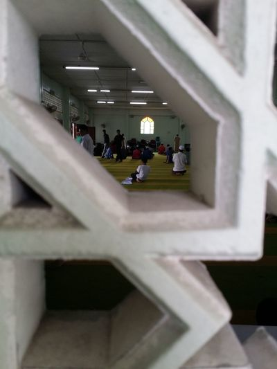 Masjid Geometry Urban Geometry Architectural Detail
