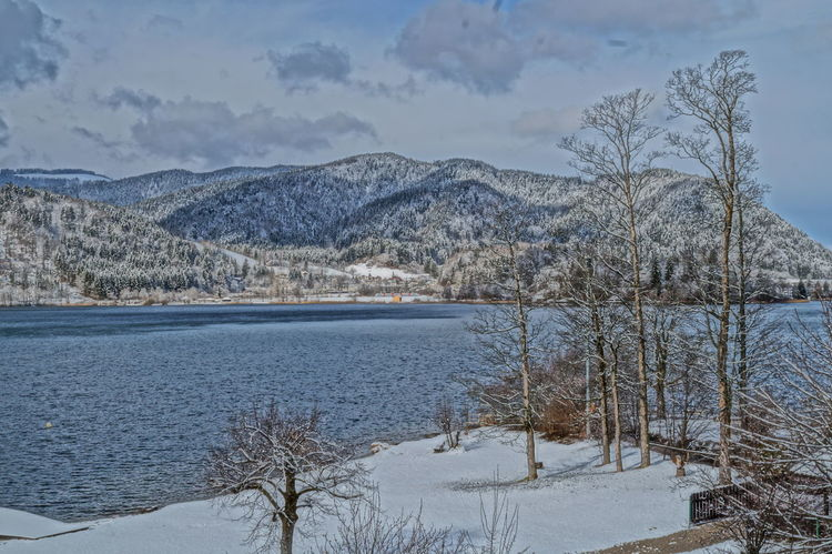View Out Of The Window Taking Photos Hello World Hi! Enjoying Life Snow Winter Tranquility Outdoors HDR Staying On Lake Lake View Landscape With Whitewall Landscapes With WhiteWall