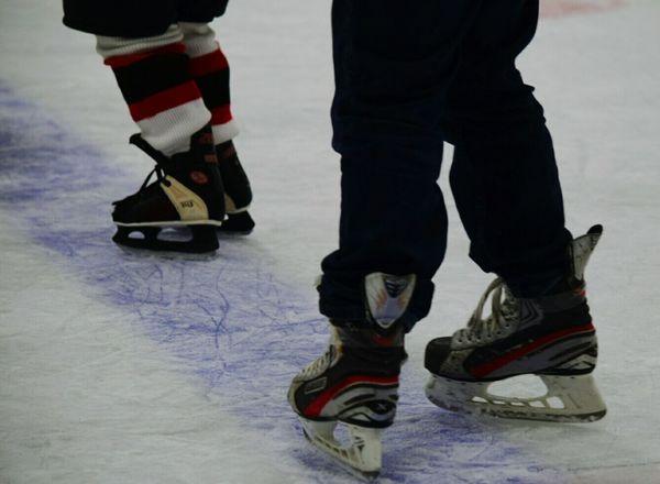 Winter Sport Ice Rink Ice Ice-skating Leisure Activity Hockey Sport Ice Skates Hockey Lessons