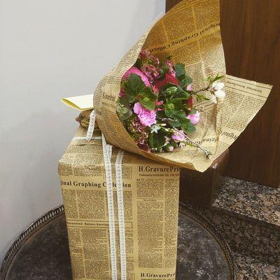 Gift Bouquet Love Flower friend valentine achrafieh Beirut Lebanon Something hidden to heat Ur up