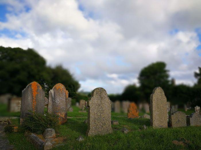 Tombstone Cemetery Memorial Cloud - Sky No People Grave Sky Day Close-up Eyemphotography Greatphotosofeyeem EyeEm Best Shots EyeEm Best Edits EyeEm Gallery EyeEmBestPics Eyem Nature Lover Hidden Dartmoor- Devon