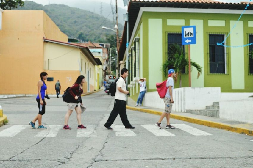 La Guaira Road