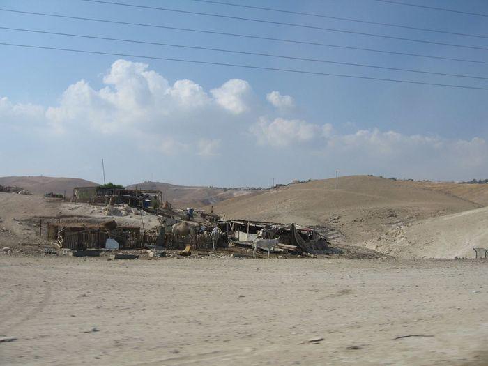 Negev  Beduines Israel Wüste  Trockenheit Dry