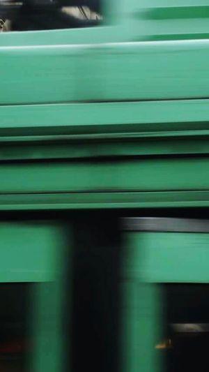 El trolebús se atraviesa justo al tomar una foto I Love Mexico Colorlove Colors Colorful Madness