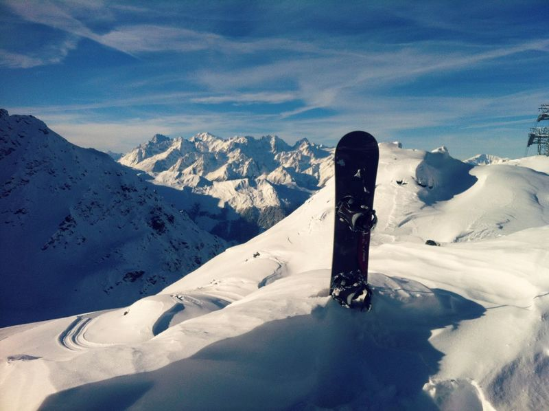 Snow Cold Temperature Winter Mountain Winter Sport Landscape Snowboarding Outdoors Snowcapped Mountain Frozen Nature Travel Destinations Ski Holiday Mountain Range Day Holiday Moments
