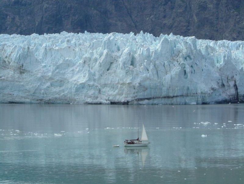 """Smart Simplicity"" Background Mammoth Tiny Simple Sailboat Glacier Iceage Purestform Smart Simplicity Summer Views Seeing The Sights Receding Majestc Breathtaking Glaciernationalpark"