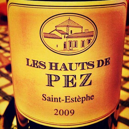 2009 Bordeaux Vin Wine Is Good Yeeeeeees Saint Estephe