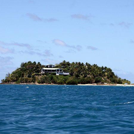 Fiji - morning commute Fiji Archive