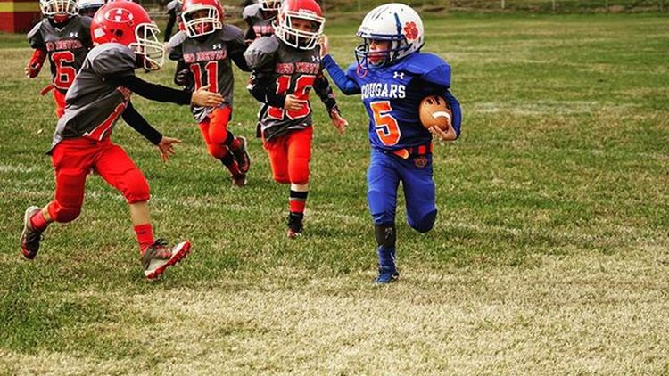 A6000 Action Follow Thereelhero Football 70200g Sports Kids Tackle Share Comment4comment