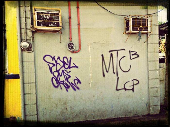 Local Graffiti Sa Barrio