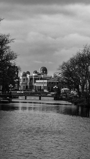 Historical Building History Through The Lens  Streetphoto_bw Streetphotography Planetarium Dutch Canals Outdoors Day Water Sky Tree No People