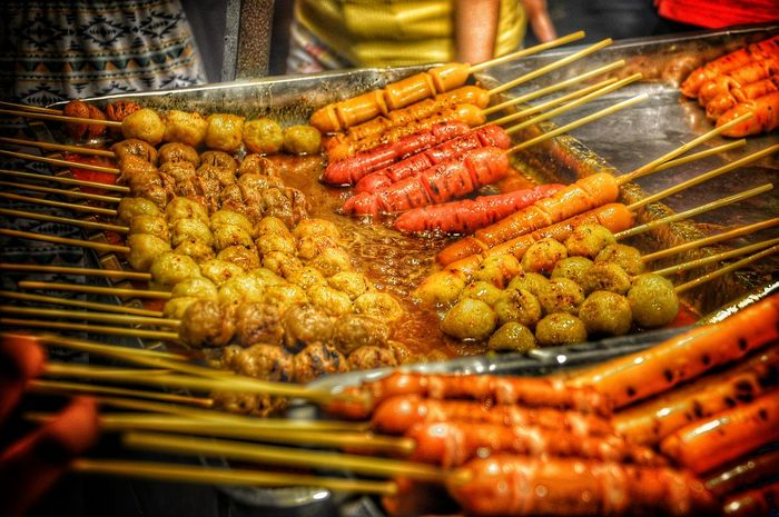 Thailand EyeEm Best Shots Eyeem4photography Thailand Photos Eyeem Streetphotography Streed Maket Cooking Time Streed Food Asian  Foodphotography Food On The Go Foodie