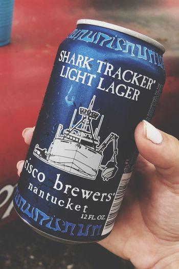 Shark Nantucket Beer