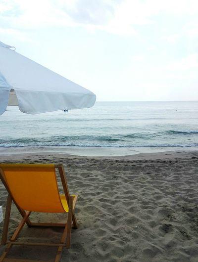 Beach time Sand Dune Sea Beach Beauty Relaxation Sand Summer Chair Outdoor Chair Shore Beach Holiday Sandy Beach Beach Umbrella