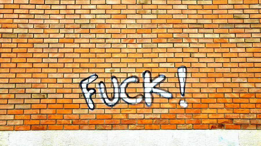 """ I don't give a ... "" . Motto Fuckyeah Wall Wall - Building Feature Wall Art Graffiti Graffiti Art Art ArtWork Mural Mural Art From My Point Of View Message Smartphonephotography Taking Photos EyeEm Gallery Eye4photography  EyeEm Best Shots EyeEm Best Edits OpenEdit Colors Explicit Colorful Expression Beautifully Organized"