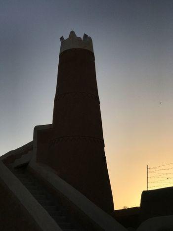 Tower Sky Building Exterior تصويري  Taking Photos Saudi Arabia People Watching Musque