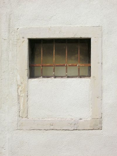 Window Walled-in Stockphoto Concrete Wall Grill Grating Grungy Textures Stone Concretewalls Architectural Detail