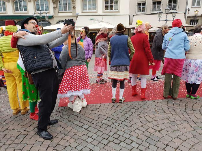 Karneval Karneval Photographer People Celebration Bonn Costumes Street