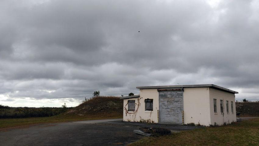 Abandoned Apocalypse Cloud - Sky No People Outdoors Overcast Silo Storm Cloud