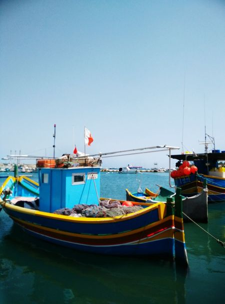 Harbor Outdoors The Great Outdoors - 2017 EyeEm Awards Being A Tourist Malta Travel Destinations Cityescape Horizon Over Land On The Road Harbour View Boat On The Way Landscape