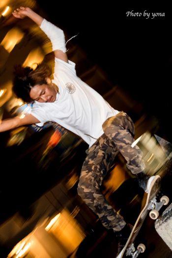 日本 沖縄 美浜 アメリカンビレッジ スポーツ すけぼー 男性 ストリート Japan Okimawa Sport Street Skateboard Man