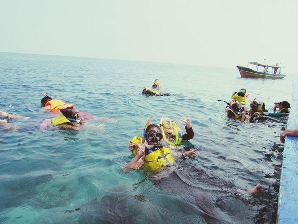 The Adventure Handbook Thousand Island Snorkeling At Thousand Island Indonesia