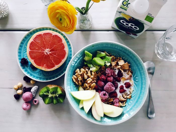 Breakfast Healthy Food