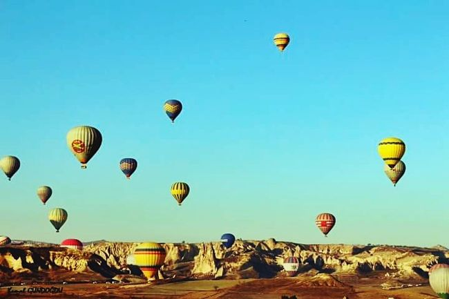 Holiday Holidays Baloons Balon Nevsehir