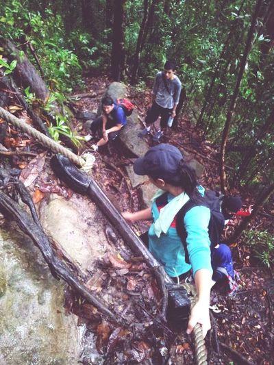 hiking@santubong 2..