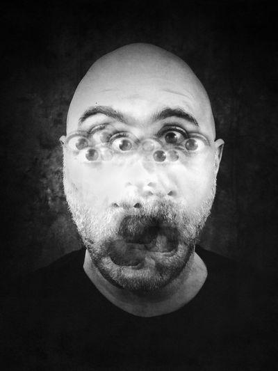 Instability... Fantasy Edits Surrealism Conceptual Noir Darkart AMPt_community NEM Submissions NEM Black&white Shootermag Blackandwhite
