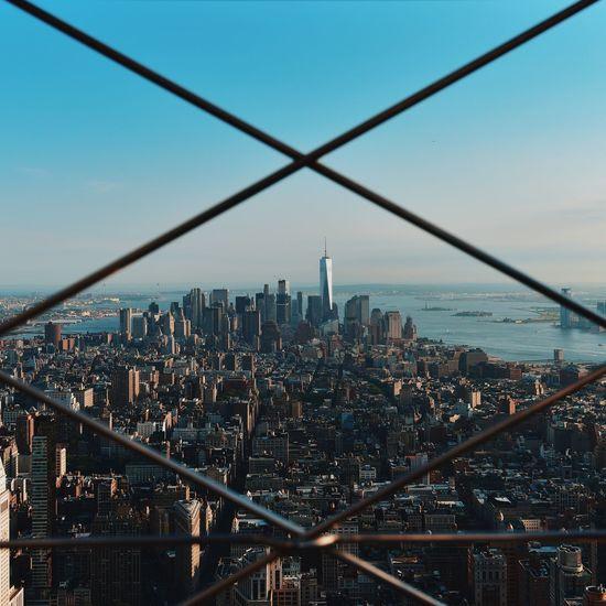 Framed Newyork