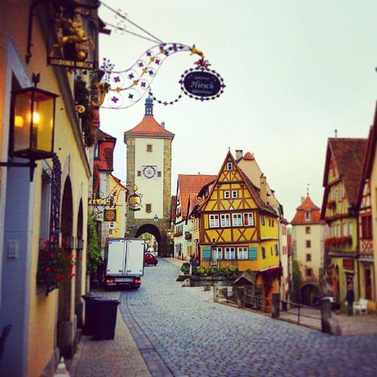 Mytravel Germany Eurotrip