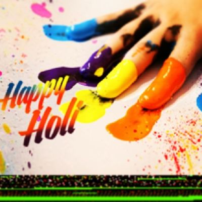 Happyholi .. Holi .. Holika .. Festivalofcolours .. Colours..