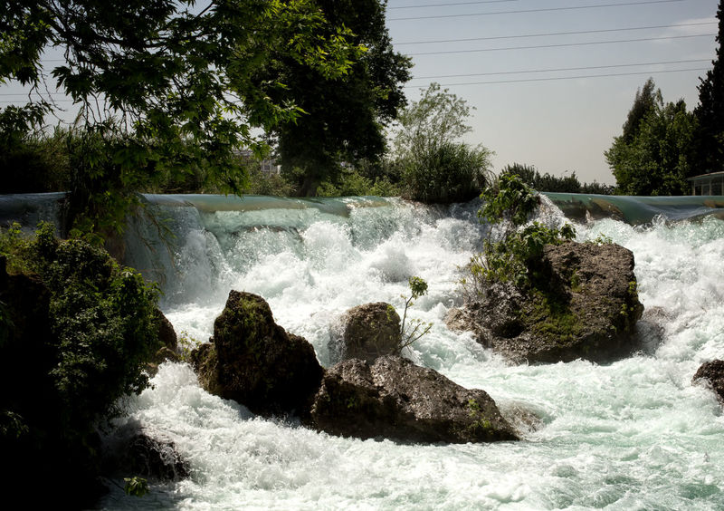 Tarsus Waterfall Architecture Beauty In Nature Boulders Built Structure Motion Nature Outdoors Power In Nature Raging Water Rocks And Water Running Waterfall Running Waters Sky Tarsus Tarsus Waterfall Tarsus Şelalesi Tarsus, Turkey, Waterfall, South, Tree Trees Turkey Vegetation Water Waterfall Whitewater