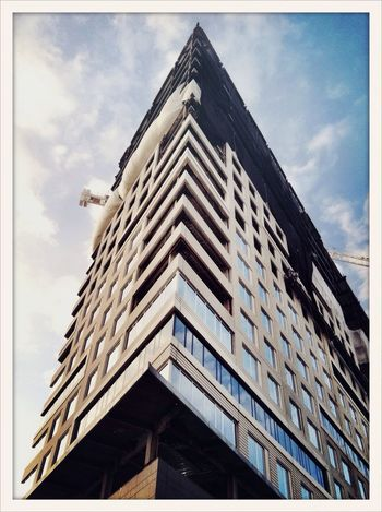 Skyward AMPt_community Color Photography Architecture City
