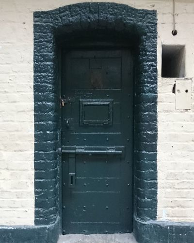 Built Structure Architecture Door Entrance No People Dublin, Ireland Dublin Prison Jail Prison Cell Jailhouse