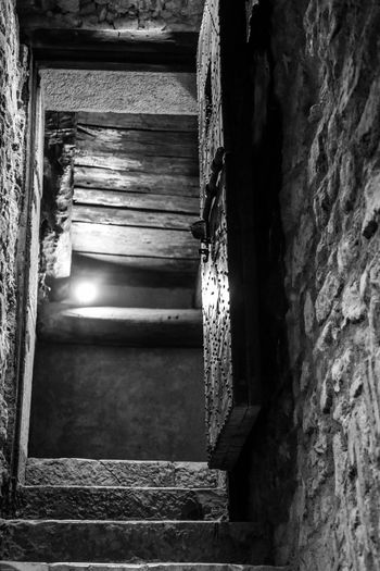 Montefusco Porta Avellino Carcere Borbonico BW_photography Bw Architecture Built Structure No People Building Indoors  Day Sunlight