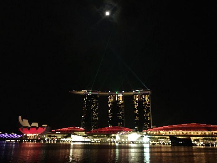 싱가포르의 랜드마크, Singapore Marina Bay Sands 싱가폴 Travel
