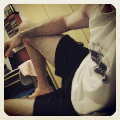Corpo dolorido pedindo mais treino. Vicio pela dor!? ;)
