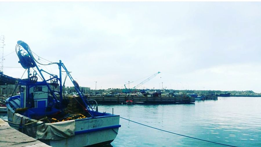 Marina , Boat First Eyeem Photo