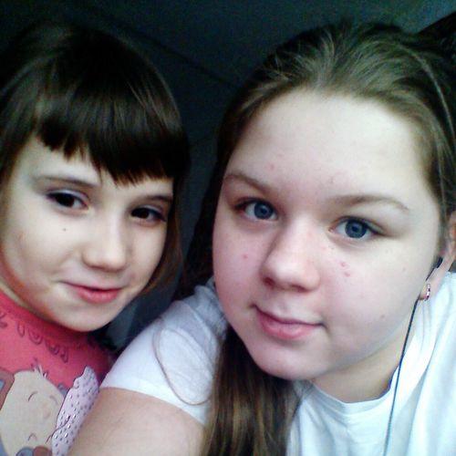 Я и Кира ;-)
