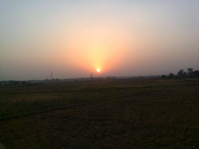 The Dawning Sun