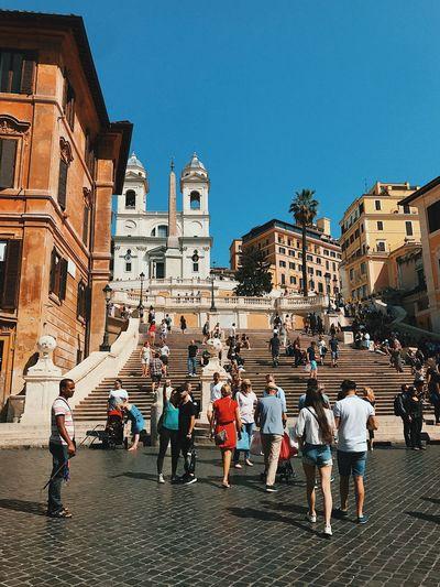 Daytime in Rome