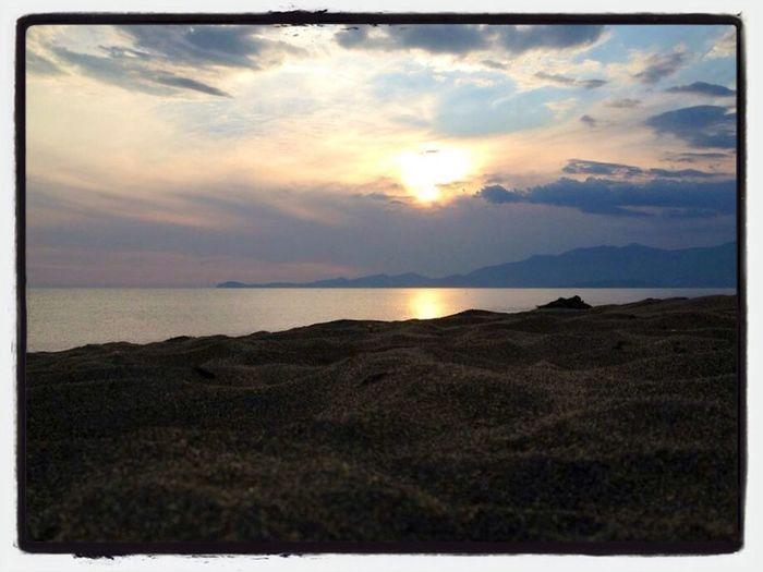 Landscape Sea And Sky True Love baia?