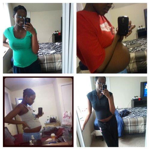 My Pregnant Days