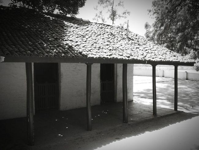 Ahmedabad India Gandhi Ashram Gandhian Life Mahatma Gandhi Non Voilence Old House Sabarmati Ashram Simplicity
