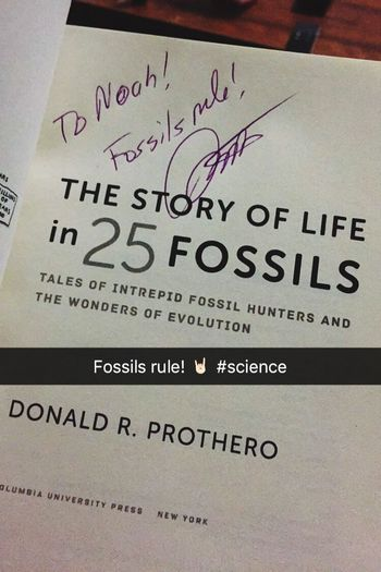 Donald Prothero Books Evolution  Science Rules Fossils Rule Fossils
